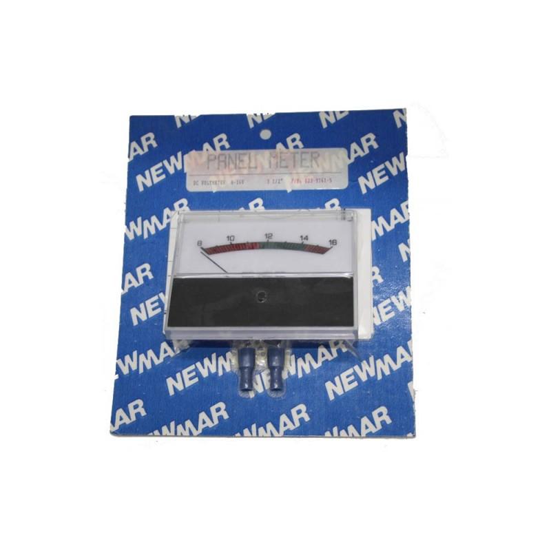 pannello-analogico-misurazione-dc-volt-per-barche-scala-8-16v-3-5-quot-newmar