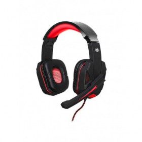 cuffie-stereo-headset-con-microfono-gaming-tracer-xplosive-red