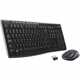 kit-tastiera-mouse-wireless-logitech-mk270-nero