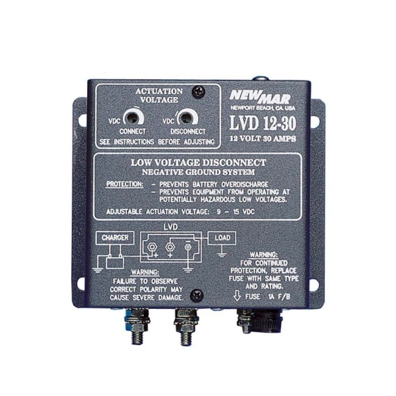 newmar-lvd-12-30-low-voltage-disconnect-negative-gorund-system