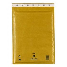 Buste mail liste gold Busta Strip 29X42 (Int.27X36) Cod.H5 Avana Imbottita