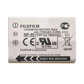 batteria fujifilm NP-95 recargeable battery
