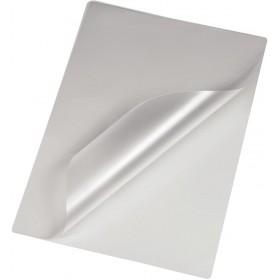 25 fogli A3 carta per laminazione trasparente 8 micron