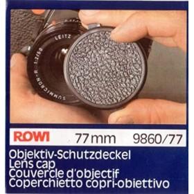 ROWI copriobiettivo Snap per 77 mm B000MPNQ1I