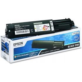 Epson S050190 C1100 HC Black Cartuccia lase