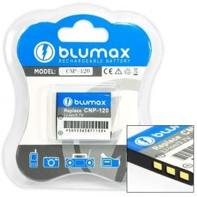 Batteria POTENZIATA Blumax Casio NP-120