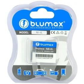 Blumax 65038 Ioni di Litio 950 mAh 3.7 V batteria ricaricabile – Batterie ricaricabili