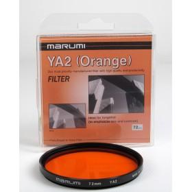 Marumi MC-YA2 Orange High Contrast Monochrome photography filte