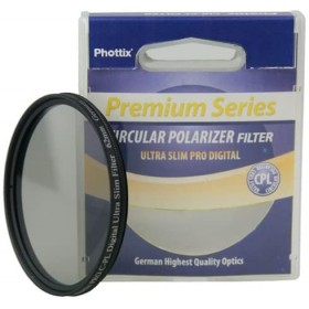 Phottix Pro C-PL Digital Ultra Slim Filter 52mm