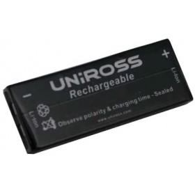 Uniross VB102553 Batteria agli ioni di litio per Kyocera BP800S (1000mAh)