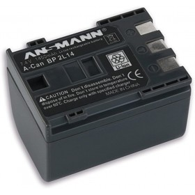 Ansmann Li-Ion batteria packs A-CAN BP 2 L 14 Lithium-Ion (Li-Ion) 1450mAh 7.4V