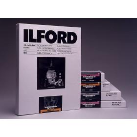 CARTA FOTOGRAFICA ILFORD 8,9X12,7 CM n 4 is4 24m 100 fogli