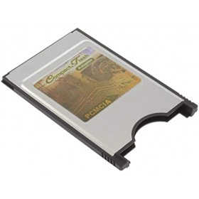 FLASH CARD TO PCMCIA ADAPTER 4IN1