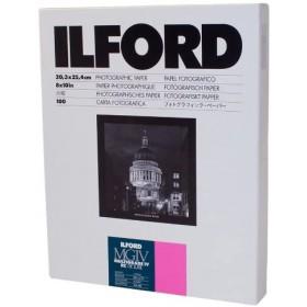 Ilford 1770340 8x10 Photo Paper 100 fogli carta fotografica
