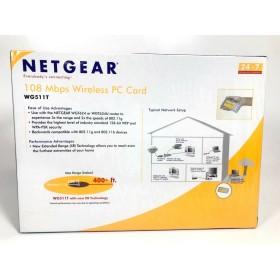 Netgear 108 Mbps Wireless PCI Adapter