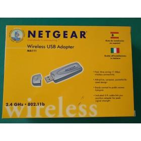 Netgear MA111 802.11b Adattatore USB Wireless WIFI