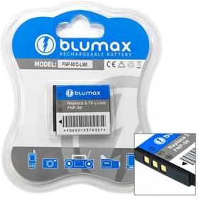 Blumax Batteria agli ioni di litio per Fuji