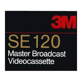 se 120 videocassette master broadcast