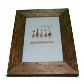 Cornice stile italia 10x15 marrone
