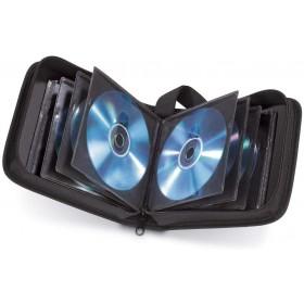 Custodia cd 32pz colore blu