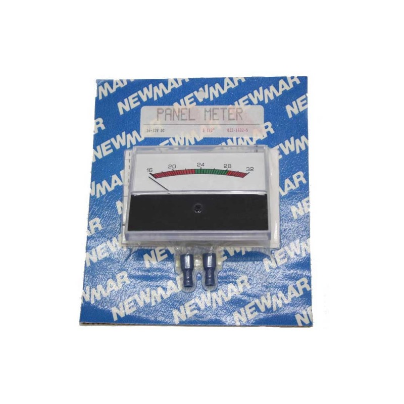 pannello-analogico-misurazione-dc-volt-per-barche-scala-16-32v-3-5-quot-newmar